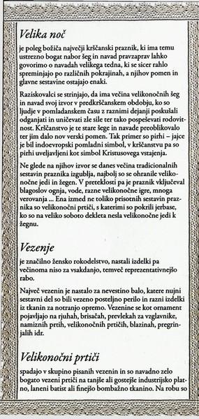 TM, Od žegna neso 2008 Razstava vezenih prtov, jerbasov in cekarjev zloženka 3c