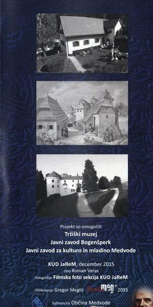 TM, Peče na slovenskem 2015 otvoritev razstave, avtor zloženke dr. Bojan Knific, zloženka 3f