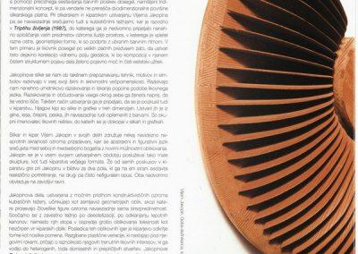 Tržiški muzej 2009 Vilijem Jakopin, razstava ob 70-letnici katalog razstave 3d