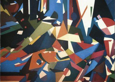 Tržiški muzej 2009 Vilijem Jakopin, razstava ob 70-letnici katalog razstave 3f